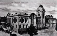 Public Offices, Barry Dock
