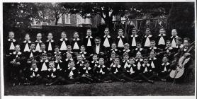 Romilly Boys Choir in 1923