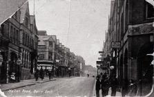 Holton Road, Barry Dock
