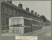 Air Raid Shelter, Queen Street, Barry