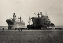 The Valsesia Grounded at Friar's Point