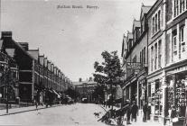 Holton Road, Barry