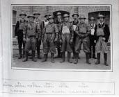 A.R.P. Wardens in Safety Gear
