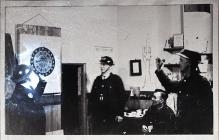 A.R.P. Wardens Relaxing Playing Darts