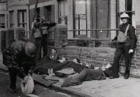 A.R.P. Practice in Lewis Street, Barry
