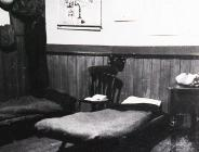 A.R.P. Warden Sleeping Quarters