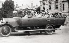 Off in the Charabanc