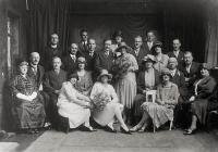 Wedding of Eluded Davies to William Griffiths