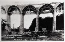 Vale of Glamorgan Railway Porthkerry Viaduct