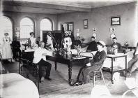 Sea View Labour Club Hospital in World War I