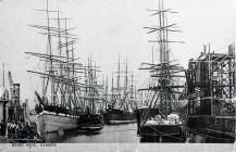 Barry Dock, Cardiff