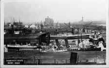 Passenger Boats, Barry Dock
