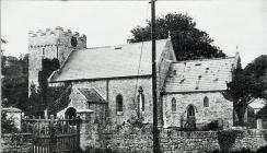 Wenvoe Church