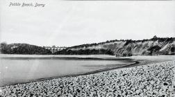 Pebble Beach, Cold Knap, Barry