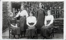 A Group of Young Women