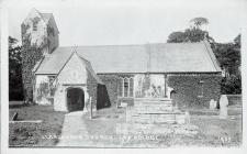 Llansannor Church, Cowbridge