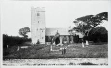 The Church, St. Marychurch, Cowbridge
