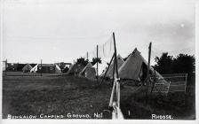 Bungalow Camping Ground No. 1, Rhoose