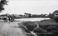 Southerndown: Goose Pond, St. Brides Major
