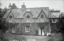 St. Brides S Ely Rectory,