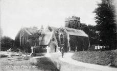 St. Fagan's Church