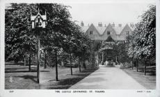 The Castle (Entrance) St. Fagan's