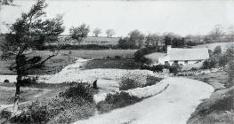Aberthaw, Burton Bridge