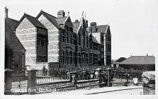 Cadoxton School, Barry