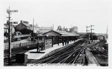 Llantrisant Railway Station