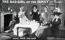 'The Bad Girl of the Family' by Fred...