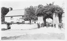 Old South Gate, Cowbridge