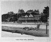 The Boat Club on Penarth Sea Front