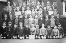 Barry High Street Boys School, Standard 3