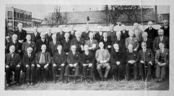 A Group of Gentlemen