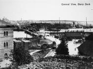 General View, Barry Dock