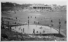 The Kiddies Pool, Barry Island