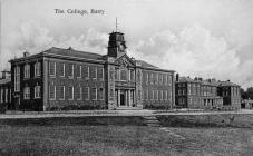 The College, Barry