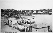 Marine Lake, Cold Knap, Barry