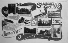 The Season's Greetings from Llantwit Major