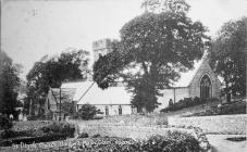St. Illtyd's Church, Llantwit Major, Glam