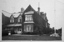Large semi- detached house