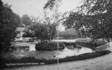 The Pond, Fonmon, near Barry
