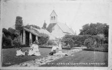 Sun Dial Garden, Llandough, Cowbridge