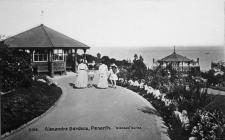 Alexandra Gardens, Penarth