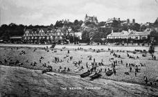 The Beach, Penarth