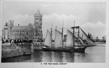 The Pier Head, Cardiff