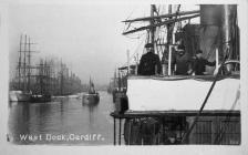 West Dock, Cardiff