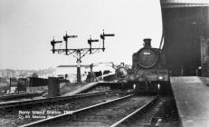 Barry Island Station 1958
