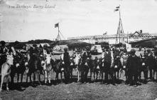 Donkeys, Barry Island