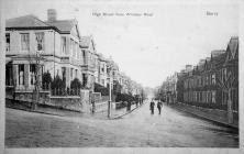 High Street, Barry